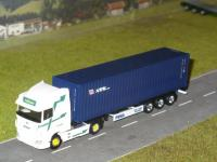 #2 DAF XF 106 SC Containersattelzug
