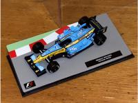 2005 Renault R25 #5 F. Alonso