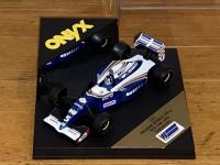 1995 Williams Renault FW16 Test Car #5 D. Hill