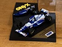 1995 Williams Renault FW17 #6 D. Coulthard