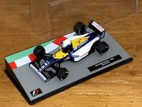1993 Williams Renault FW15C #2 A. Prost