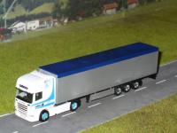 Scania R09 TL Schubbodensattelzug