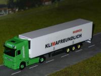 "DAF XF 106 SSC Kühlsattelzug ""Migros"""