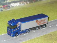 Scania R2016 Schubbodensattelzug