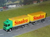 #5.40 Scania 4er Planenhängerzug Sinalco