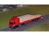 #628 Scania R09 HL Pritschensattelzug mit Holz