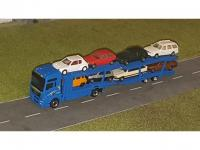 #15 MAN TGX XXL Euro6 Autotransporter mit Autos