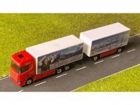 Scania R2016 Kofferhängerzug
