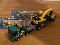 LEGO® 4203 Schwertransport mit Bagger