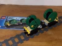 LEGO® 60052 Güterwagen mit Kabeltrommeln