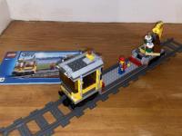 LEGO® 3677 Güterwagen mit Kran