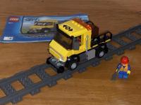 LEGO® 3677 Scienen- und Strassenfahrzeug