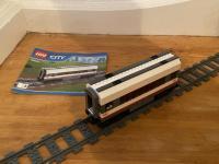 LEGO® 60051 Zwischenwagen zu Hochgeschwindigkeitszug