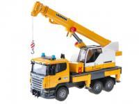 Scania LKW mit Kran