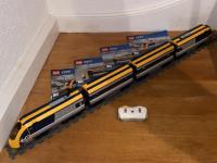 LEGO® 60167 4-Teiliger Pendelzug mit Fernbedienung