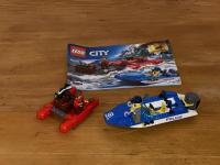 LEGO® 60176 Verhaftung auf See