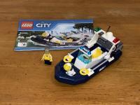 LEGO® 60069 Sumpfpolizei Boot