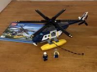 LEGO® 60067 Sumpfpolizei Hubschrauber