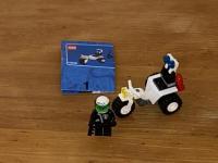 LEGO® 6636 Polizei Dreirad