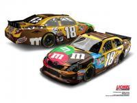 2012 Toyota Camry M&Ms Mr. Brown Kyle Busch