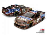 2013 Toyota Camry Snickers Bites Kyle Busch