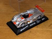 2001 Audi R8 #1